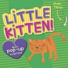 Push & Pop - Little Kitten! (Kids Value Push Pop), , New Book
