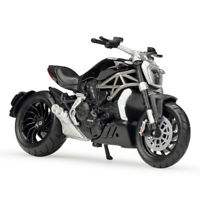 NEW 1:18 Scale Bburago 2016 DUCATI Xdiavel S Motorcycles Diecast Model Toys