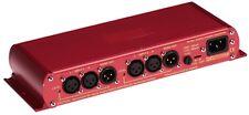 Sonifex Redbox Rb-Sm2 Dual Stereo Balanced Audio Mono Converter Mixer Combiner