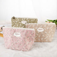 Portable Travel Cosmetic Bag Makeup Case Pouch Toiletry Wash Organizer S