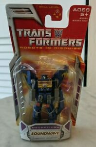 Transformers Robots In Disguise RID Legends Soundwave Sealed!
