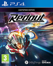Redout Lightspeed Edition PS4 Playstation 4 IT IMPORT 505 GAMES