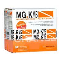 Pool Pharma Mgk Vis Orange Zero Zuccheri 30 Bustine + 15 Bustine