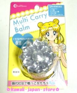 Sailor Moon Multi Carry Balm for Face & Body [Silver Crystal] 1.7g