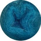 Rico Design ::Essentials Kid Mohair    Silk Colourlove 07:: Turquoise