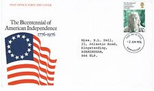 GB FDC American Independence 1976 SG1005