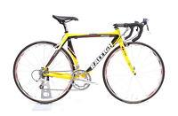 Raleigh Team Custom Carbon Road Bike 2 x 9 Speed Ultegra / 105 53 cm