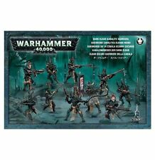 Warhammer 40K Dark Eldar Kabalite Warriors  NEW