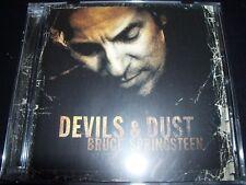 BRUCE SPRINGSTEEN - Devils And Dust CD / DVD – Like New