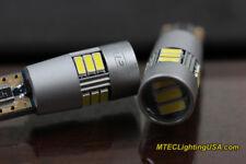 MTEC 6000K No Error LED Eyelid Lights Mercedes W204 C63 AMG