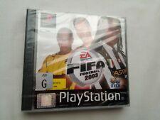 FIFA 2003 (NEU & VERSIEGELT!) - Sony Playstation 1 Fußballspiel (ps1 PAL UK) (2003)