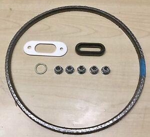 GLOWWORM ULTRACOM 2 24CXI 30CXI 35CXI HEAT EXCHANGER DOOR GASKET SEAL 801635