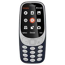 Teléfono Nokia 3310 Dark Blue