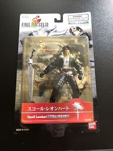 Final Fantasy VIII Extra Soldier Squall Leonhart Action Figure by Bandai - NEW