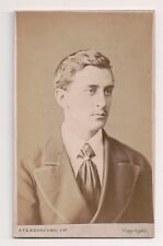 Vintage CDV Sir John Hare English actor and manager Stereoscopic Photo London