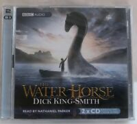 The Water Horse - BBC Audio 2 CD Nathaniel Parker narration Dick King Smith NEW