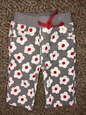 Bottoms Mini Boden Cords Corduroy Straight Floral Pants 3 Year Old Girl Matching In Colour