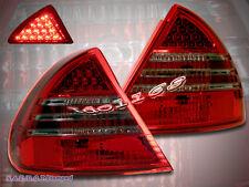 99-02 Mitsubishi Mirage LS DE 2Dr/ 4Dr LED Tail Lights 1999 2000 2001 2002