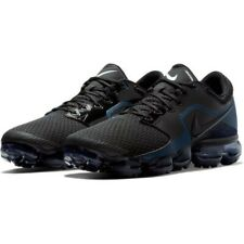4706b4359a79 Men's Nike Air Vapormax S Running Shoe Size 11 Black/Navy Blue-White AJ1705