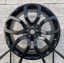 "20"" Land Rover Wheels for Discovery Sport Evoque Velar Aftermarket Satin Black"