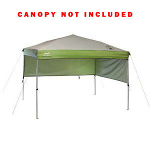 Coleman Sunwall for 7' x 5' Straight Leg Instant Canopy, CANOPY NOT INCLUDED