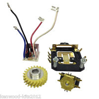 KITCHENAID SPEED CONTROL PLATE, WORM GEAR, GOVERNOR & PHASE BOARD REPAIR KIT 2