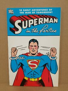 Superman In The Fourties (2005) TPB 1st Print