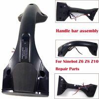 Noir Pour Ninebot Z10 Z8 Z6 Handle Bar Assembly Electric Unicycle Repair Parts