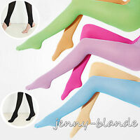 Sexy Women 120D Velvet Slim Opaque Footed Tights Pantyhose Thick Stockings Socks