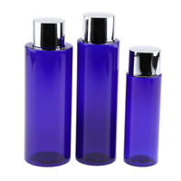 5x Travel Refill Toner Lotion Essential Oil Bottle Cosmetic Makeup Container