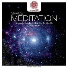 CD de musique en album ambient pour ambiance, relaxation