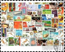 More details for senegal : 100 different stamps collection
