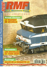 RMF N°380 RESEAU : TRAMWAY DE GRANDLIS / CC 72000 JOUEF / SALON DE LA MAQUETTE