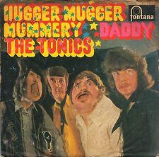 "7"" Tonics – Hugger Mugger Mummery / Daddy / Heavy Psych // Germany 1969"