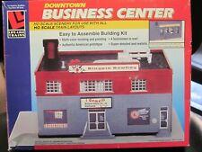 LIFE LIKE TRAINS HO SCALE DOWNTOWN BUSINESS CENTER #1373. NIB
