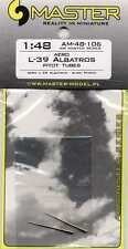 AERO L-39 ALBATROS Pitot Tubes 1/48 MASTER-MODEL