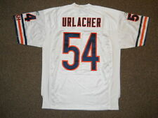 Brian Urlacher Chicago Bears White Authentic Jersey by Reebok sz 50 New HOF CHI