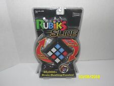 2010 Rubik's Slide Electronic Puzzle Game Handheld New