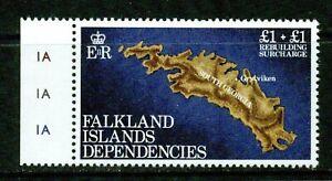 FALKLAND IS. (DEP.) - 1982  – REBUILDING  – VF  **