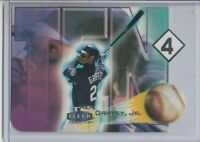 2000 FLEER TRADITION KEN GRIFFEY JR. TEN 4
