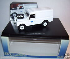 RARE UH UNIVERSAL HOBBIES LAND ROVER III 1978 POSTES POSTE PTT 4X4 1/43 in box