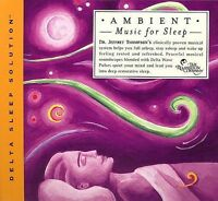 Ambient Music For Sleep Used - New [ Audio CD ] Dr. Jeffrey Thompson