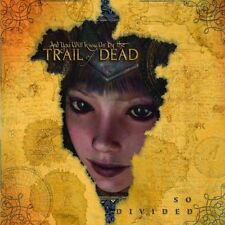 And You Will Know Us By The Trail Of Dead -So Divided   - CD Nuovo Sigillato
