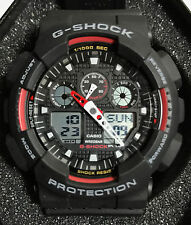 Casio Men's G-Shock GA100-1A4 Sport Watch BR