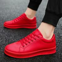 Men's lace up  Casual Sport Shoes Athletic Trainers Sneakers shoes
