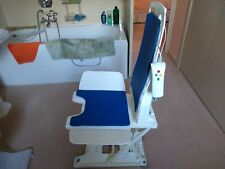 Drive Bellavita Lightweight Reclining Bath Lift with Covers, Blue. Plus manual.