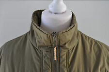 Olive green Woman coat ,jacket,size L(12),perfect condition