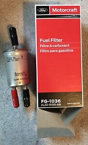 Ford Fuel Filter: Motorcraft FG-1036 BRAND NEW! Expedition/Ranger/Focus/Lincoln