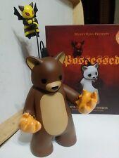Possessed Honey Bear by Luke Chueh limited edition SIGNED Free Shipping