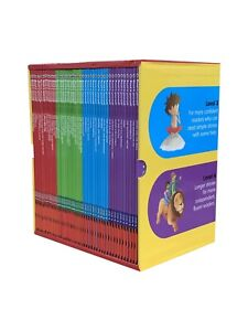 Ladybird Read It Yourself 50 Book Collection Set, Levels 1-4